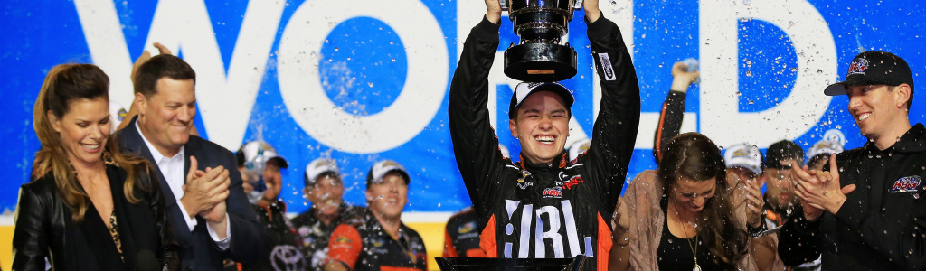 Christopher Bell Wins 2017 NASCAR Truck Series Championship