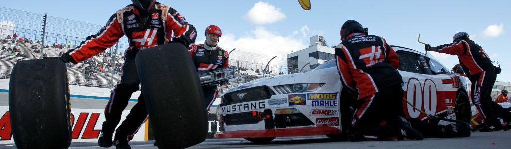 """Stewart-Haas Racing: New crew member rules are a """"shock"""""""