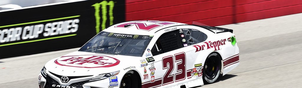 Bank opens lawsuit, seeking NASCAR charter