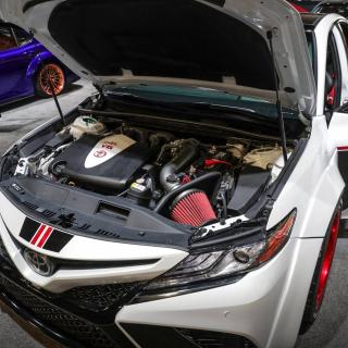 Customized Toyota Camry - Denny Hamlin