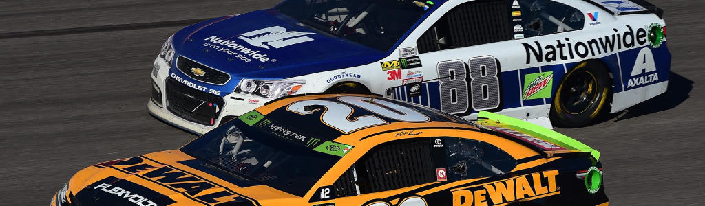 """Dale Earnhardt Jr on final season: """"I didn't know whether I would finish it"""""""