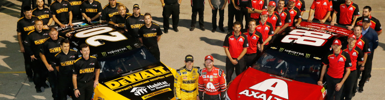 Matt Kenseth is expected to return to NASCAR in 2018