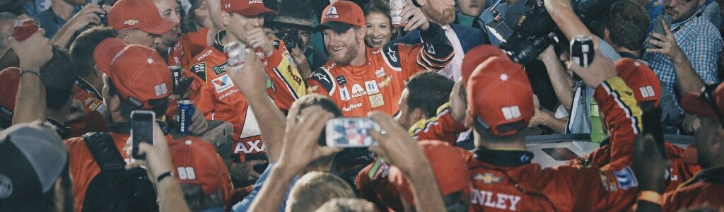 Dale Earnhardt Jr's last race – November 19, 2017