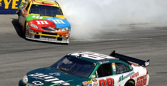 Dale Earnhardt Jr admits to intentional wrecking