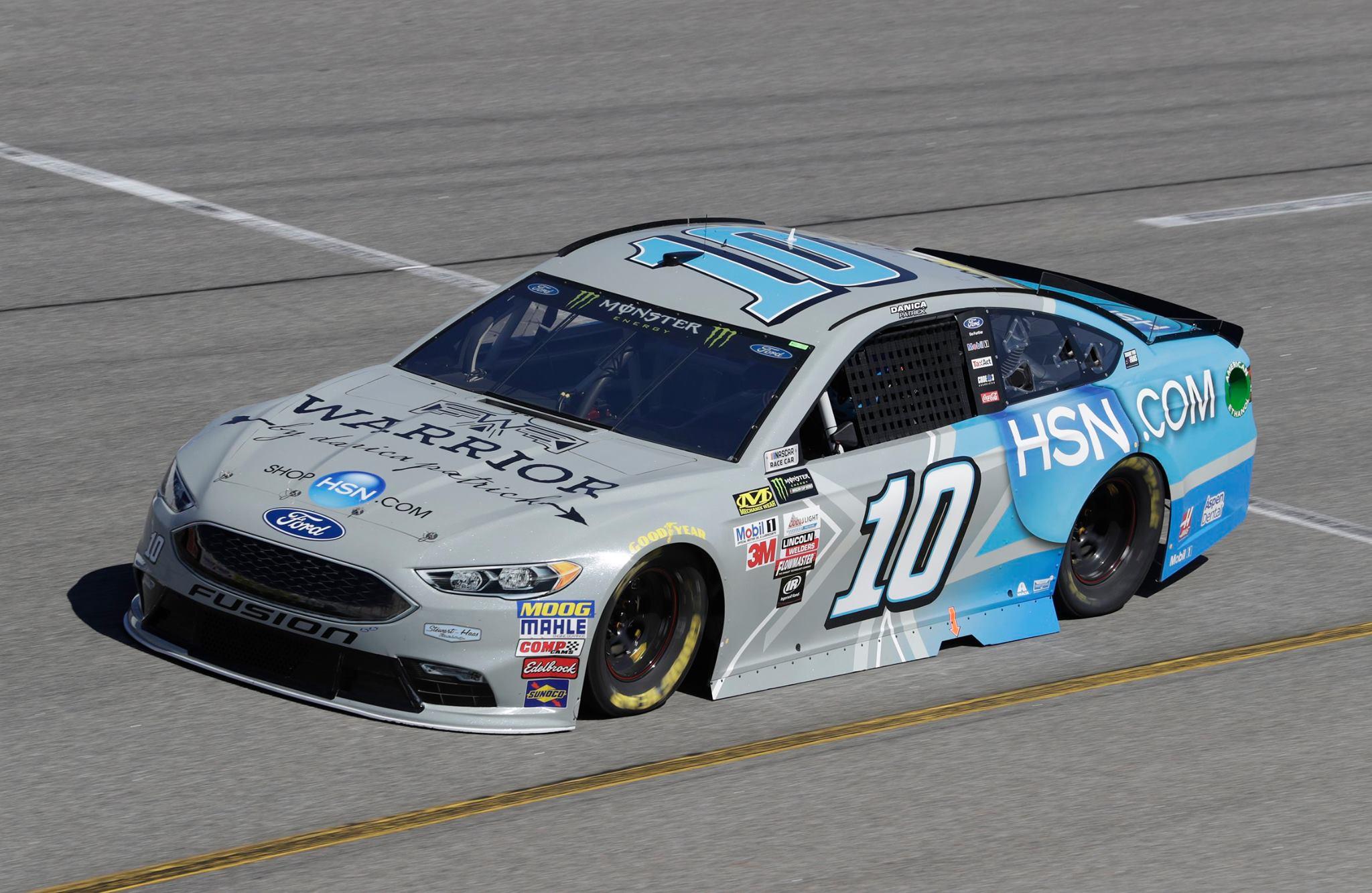 Danica Patrick - NASCAR Cup Series
