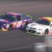 Denny Hamlin and Chase Elliott at Phoenix Raceway