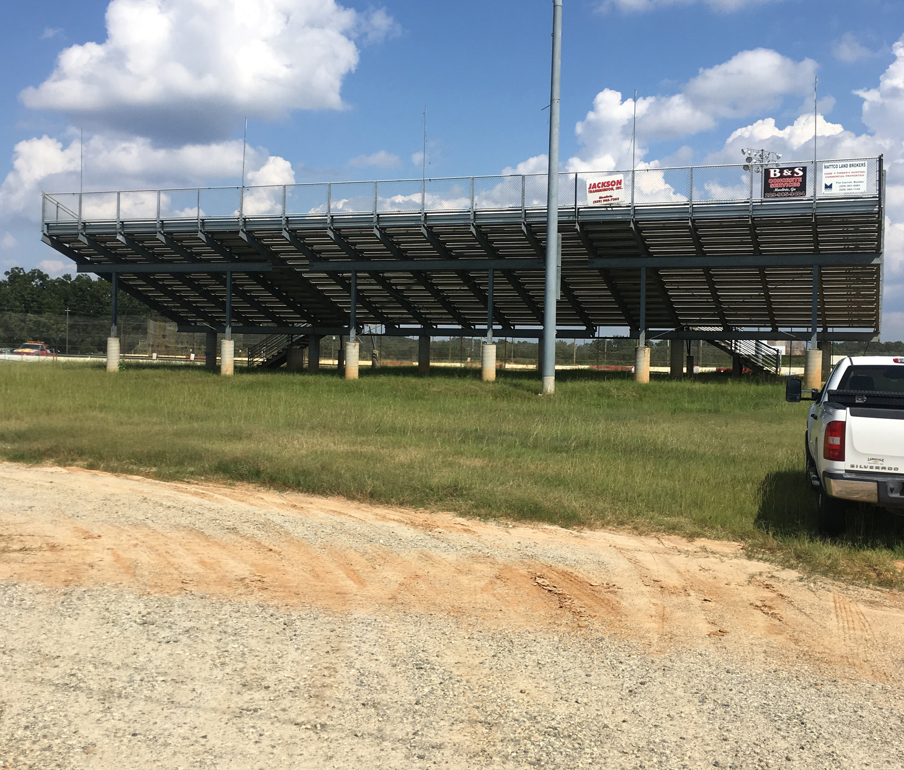 Dirt Track For Sale - Albany Motor Speedway