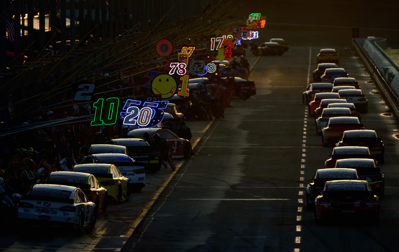 Encumbered NASCAR Champion - Homestead-Miami Speedway