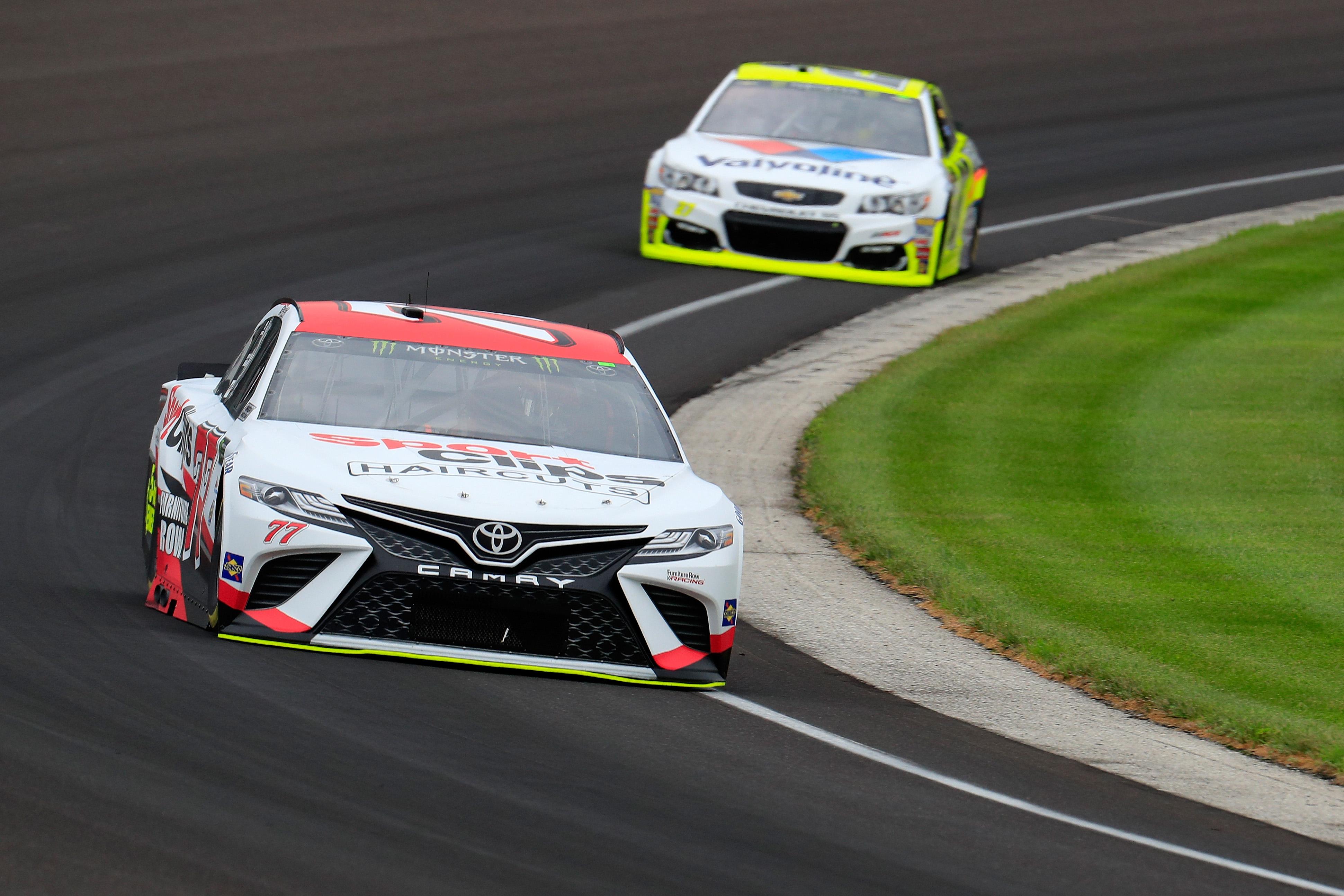 Monster Energy NASCAR Cup Series Brickyard 400 - Practice