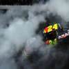 Jeff Gordon wins at Indianapolis Motor Speedway