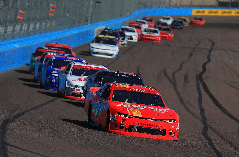 Justin Allgaier - Phoenix International Raceway