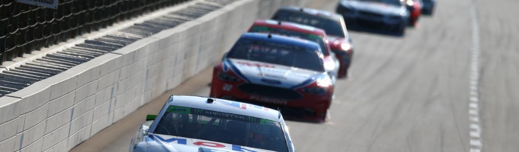 Texas Practice Times: November 2, 2018 – NASCAR Cup Series