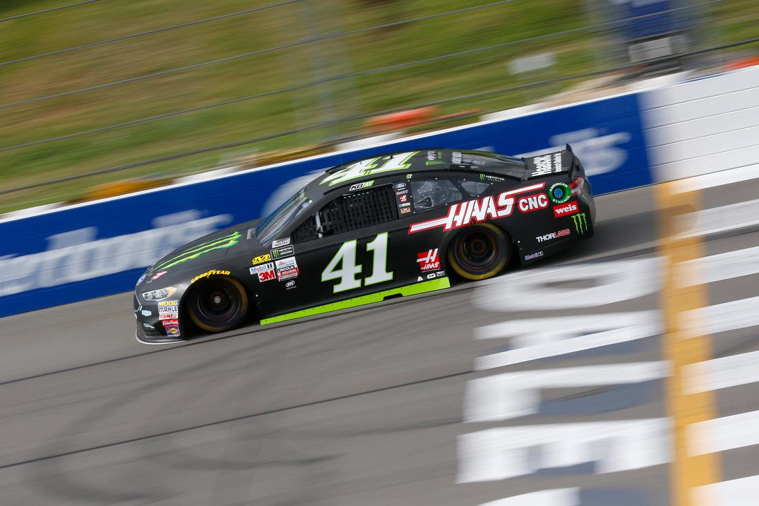 Kurt Busch - Stewart-Haas Racing