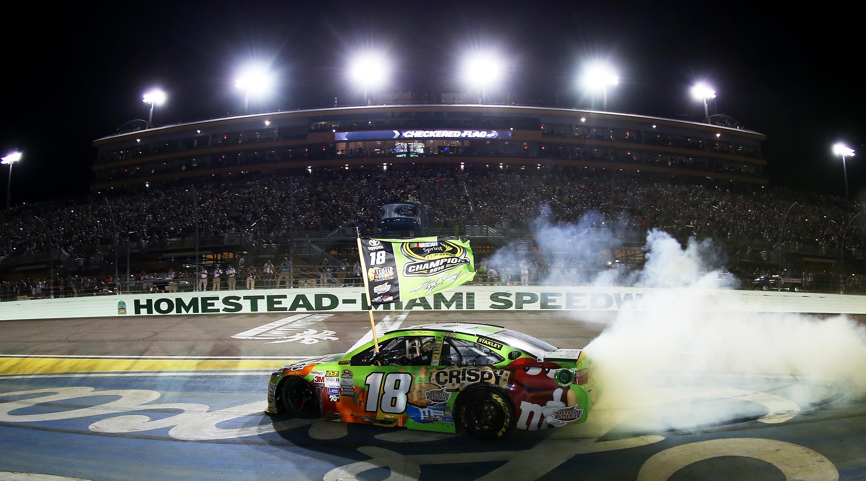 Kyle Busch - Homestead-Miami Speedway