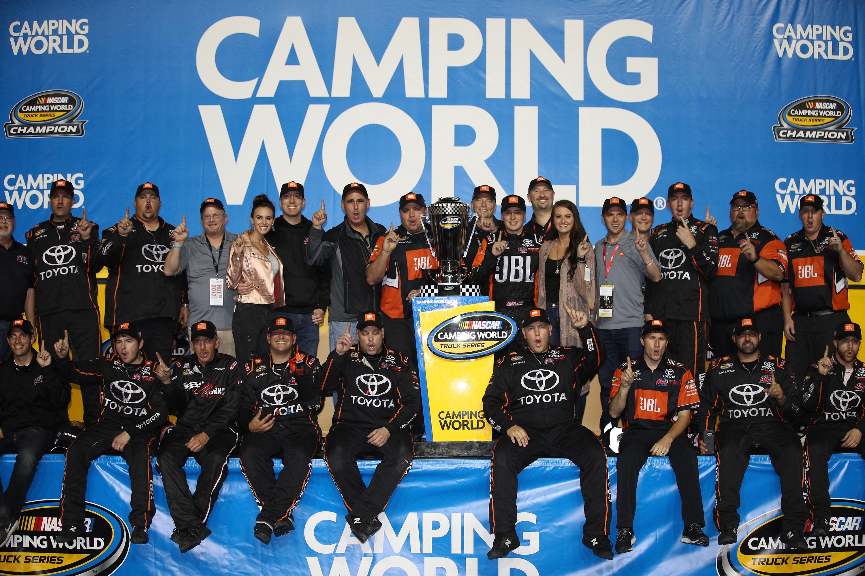 Kyle Busch Motorsports - Christopher Bell