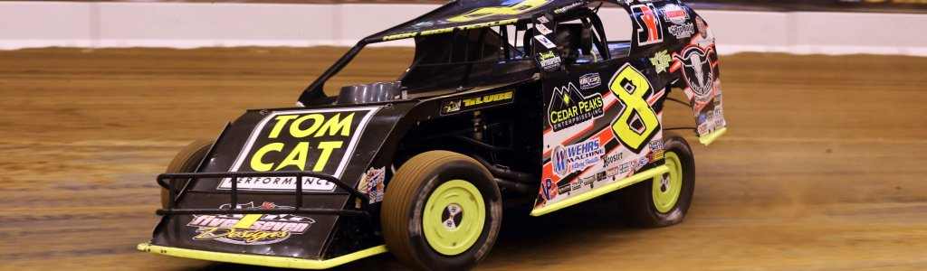 Kyle Strickler makes the move to dirt late model racing