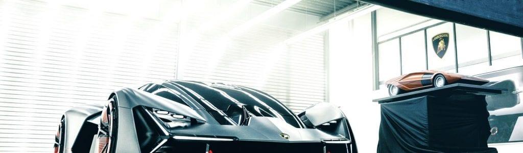 Lamborghini Terzo Millennio Released