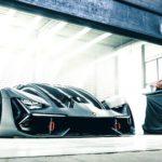 Lamborghini Terzo Millennio - Electric supercar