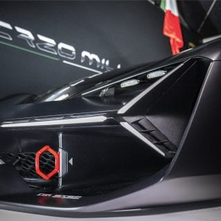 Lamborghini Terzo Photos
