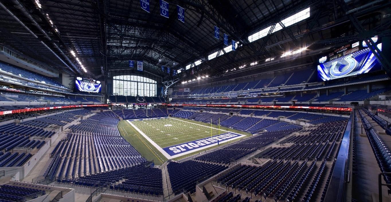 Lucas Oil Stadium - Indianapolis
