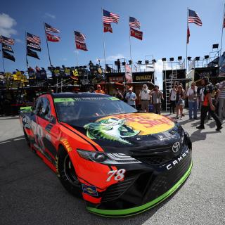 Martin Truex Jr - Homestead-Miami Speedway
