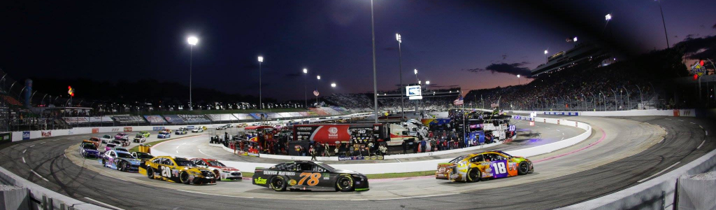 Martinsville Speedway night race? Track president discusses possibilities