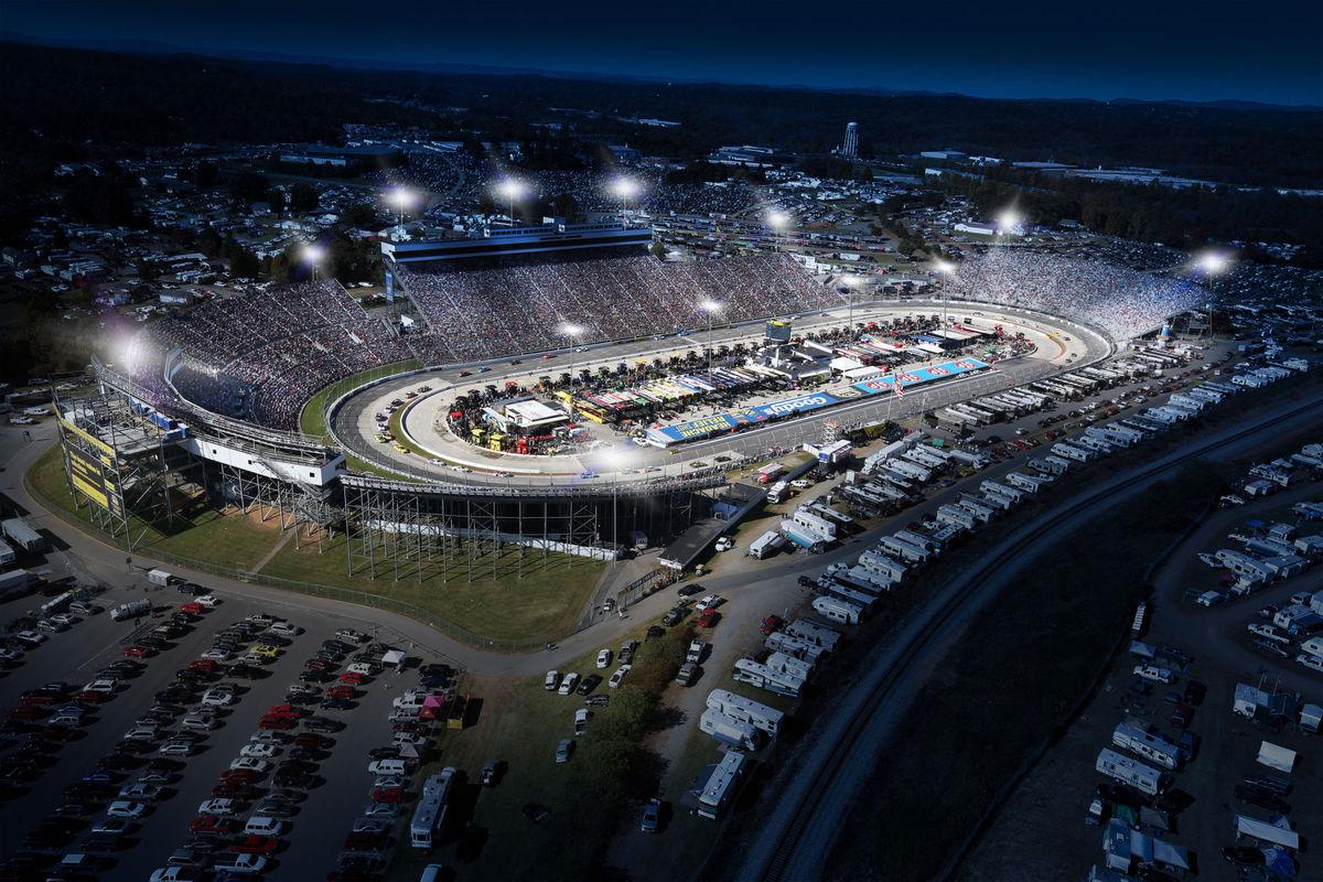 Martinsville Speedway night race