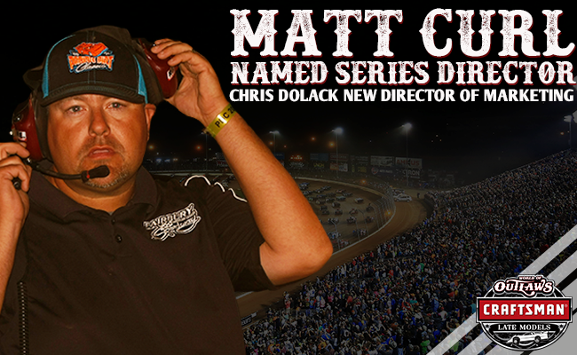 Matt Curl- New World of Outlaws Series Director