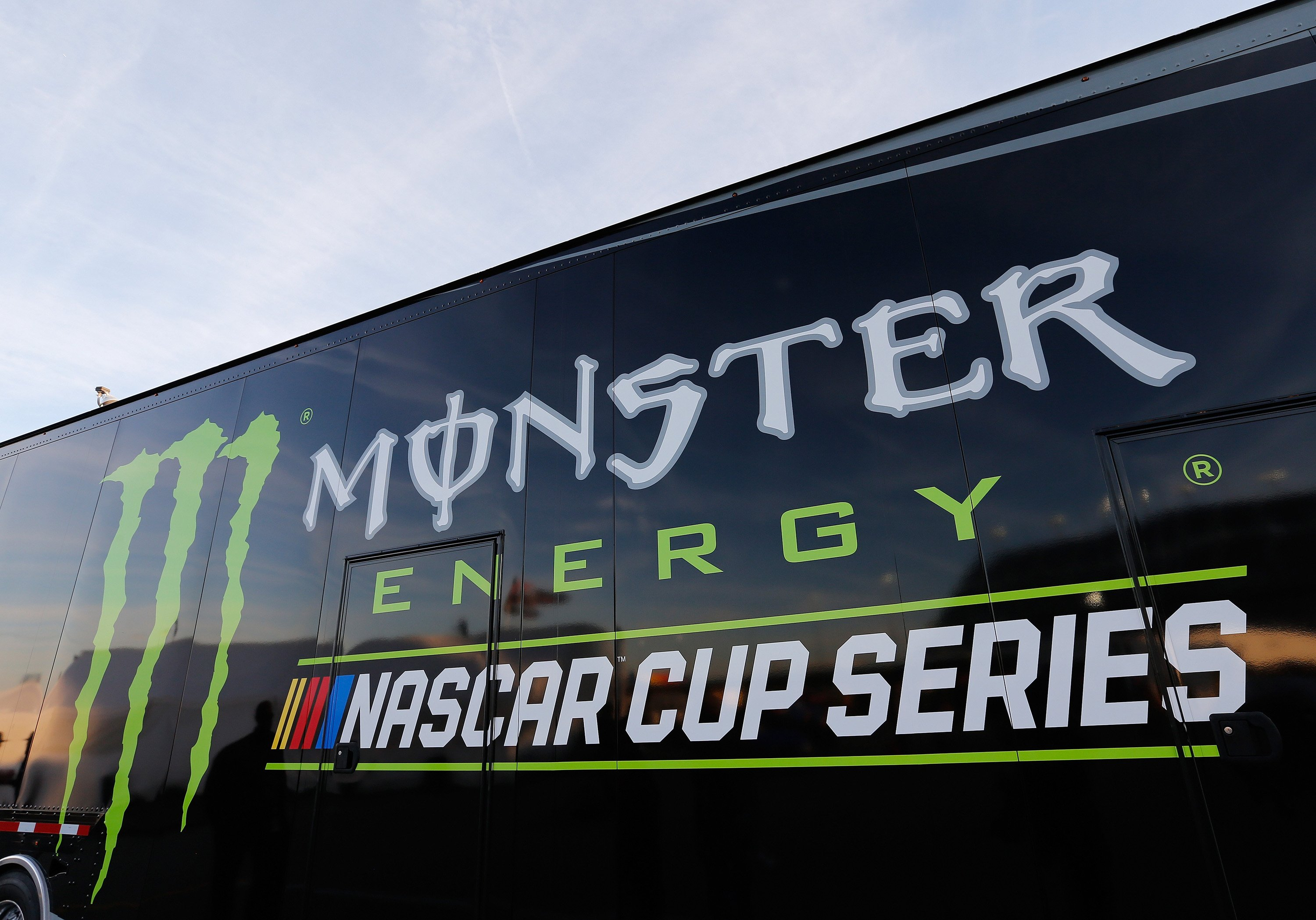 Monster Energy NASCAR Hauler