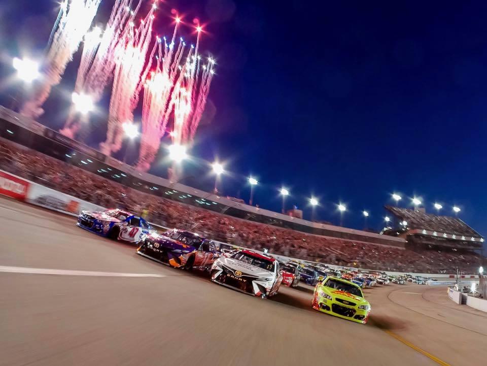 NASCAR - Short track racing