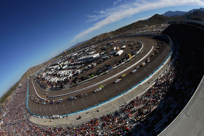 Phoenix Raceway - Monster Energy NASCAR Cup Series
