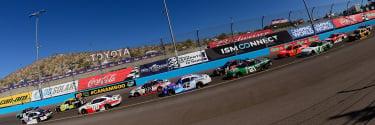 Phoenix Xfinity Practice Results: November 9, 2018 (ISM Raceway)