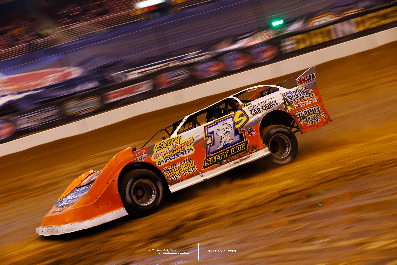 Rick Salter at the Gateway Dirt Nationals6687
