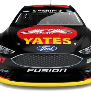 Robert Yates Ford tribute