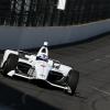 Scott Dixon - 2018 IndyCar Testing at Indianapolis Motor Speedway