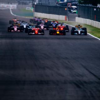 Scuderia Ferrari - Renault - Mercedes F1