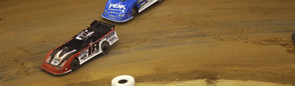 Marketing of the Gateway Dirt Nationals