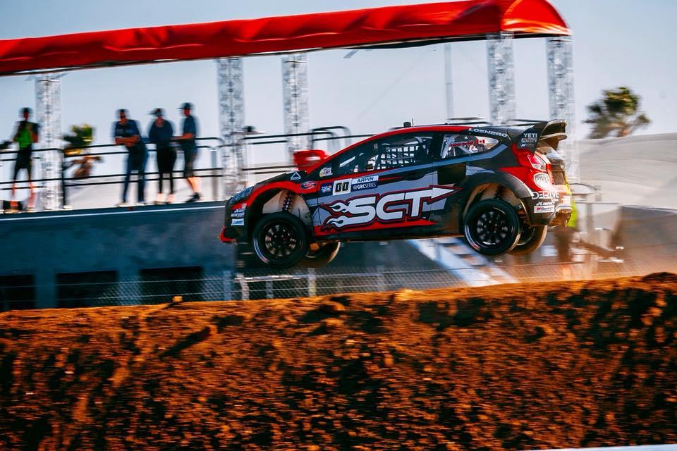Steve Arpin Red Bull Global Rallycross