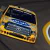 Todd Gilliland at Phoenix Raceway in the NASCAR Camping World Truck Series