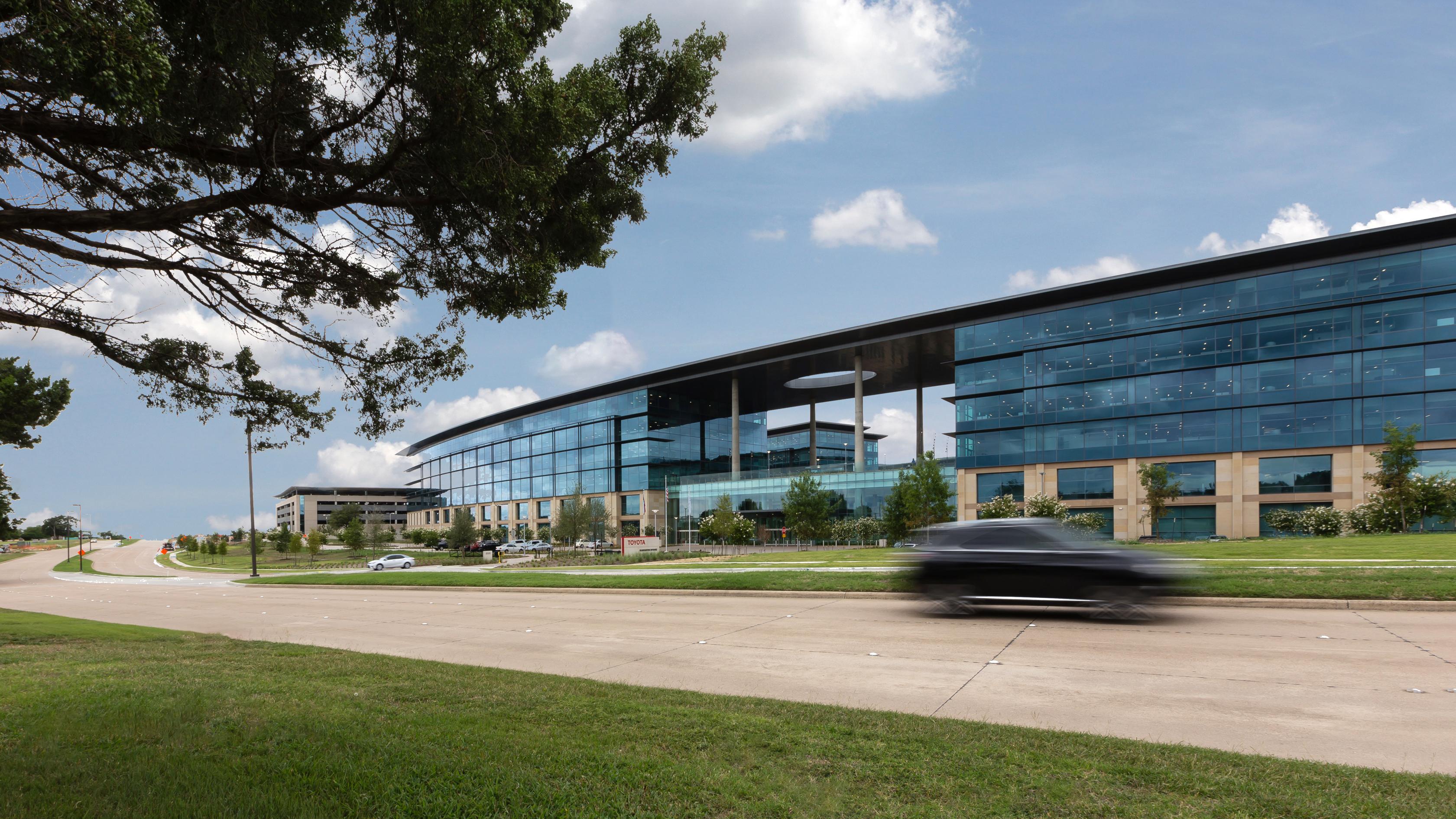 Toyota Headquarters North America