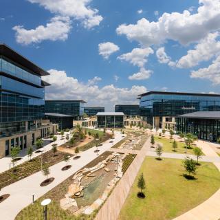 Toyota executive building