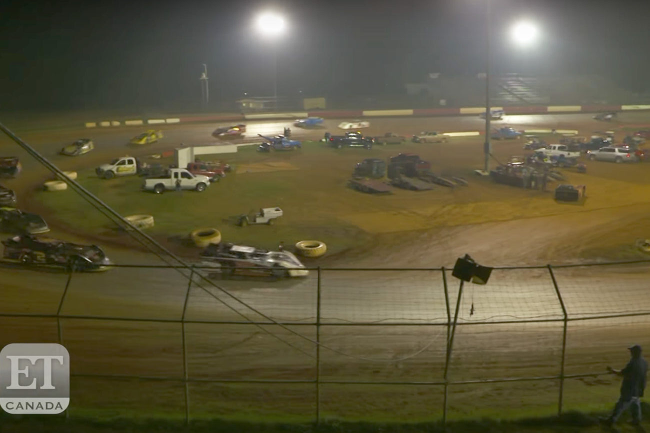 Trading Paint film - Dirt Late Model Racing movie