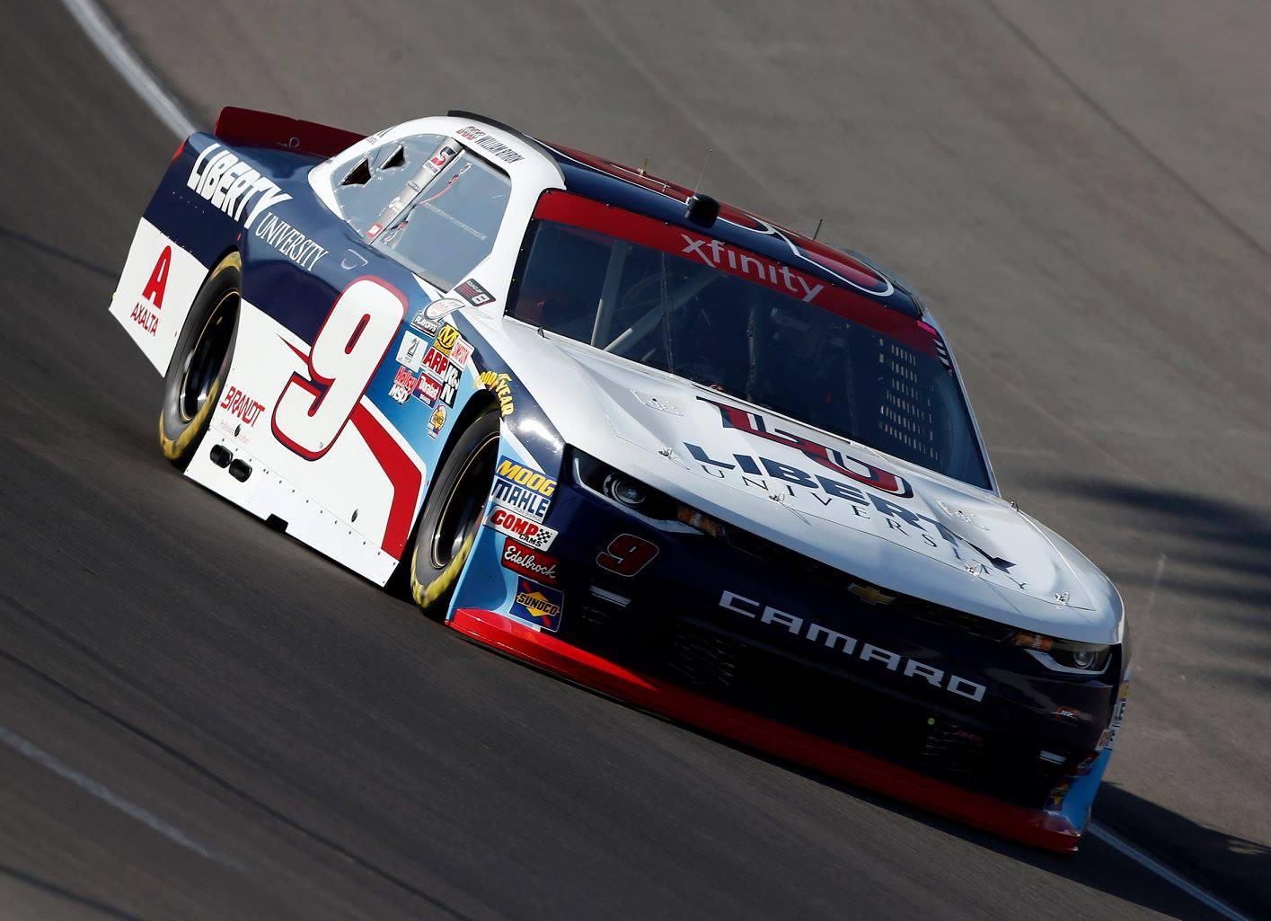 William Byron - JR Motorsports