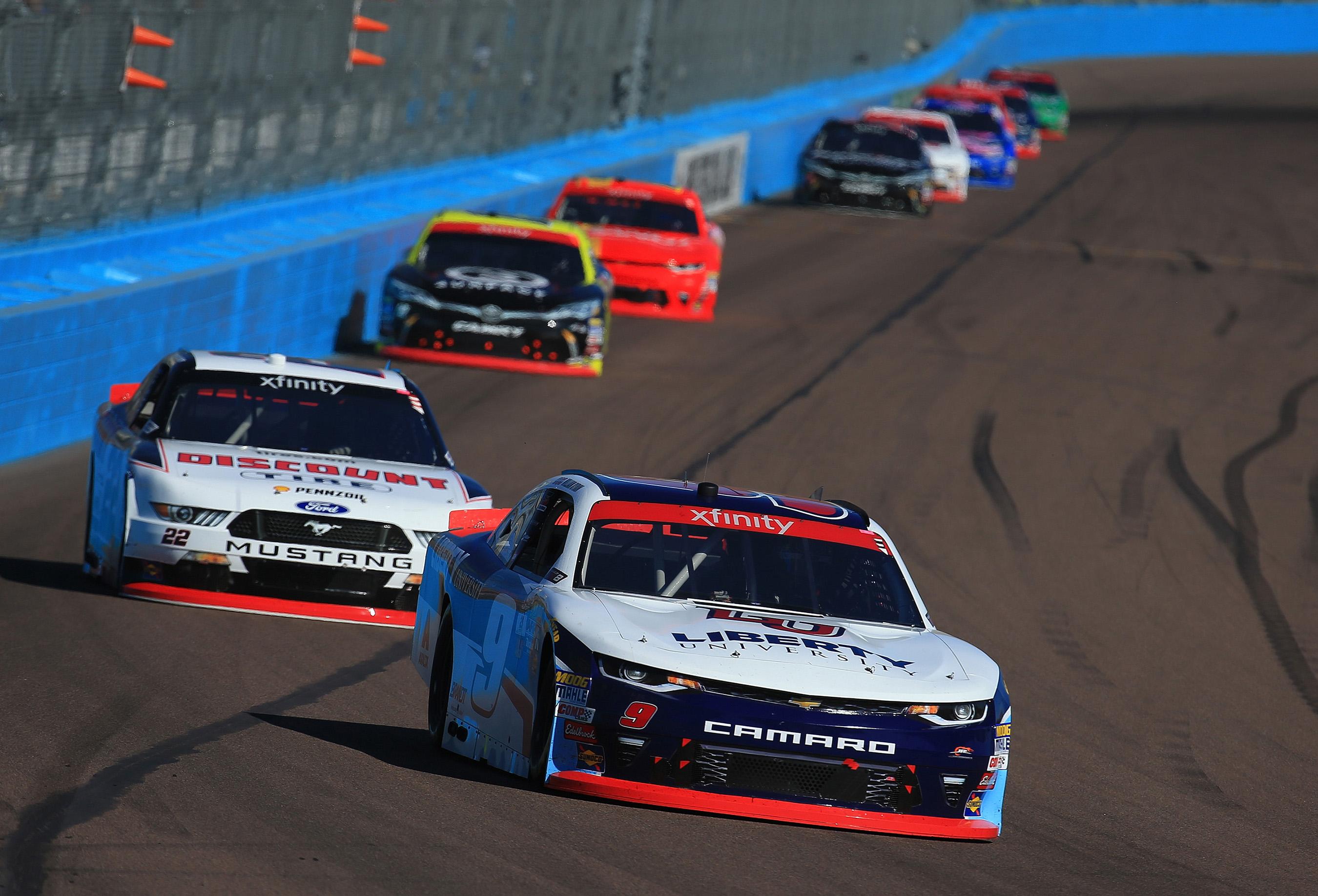 William Byron - Phoenix Raceway - NASCAR Xfinity Series