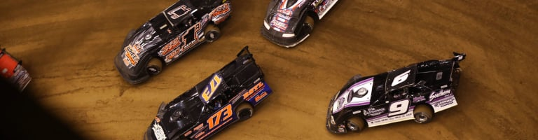 WELD Racing becomes partner of major dirt late model events