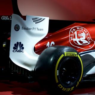 2018 Alfa Romeo Sauber F1 Team