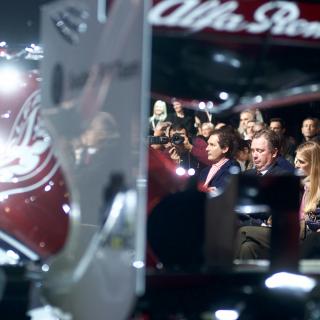2018 Sauber f1 car release