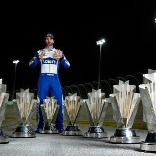 7-time NASCAR Champion - Jimmie Johnson