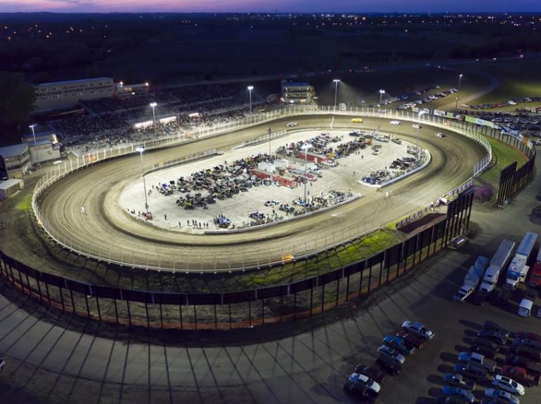 Badlands Motor Speedway