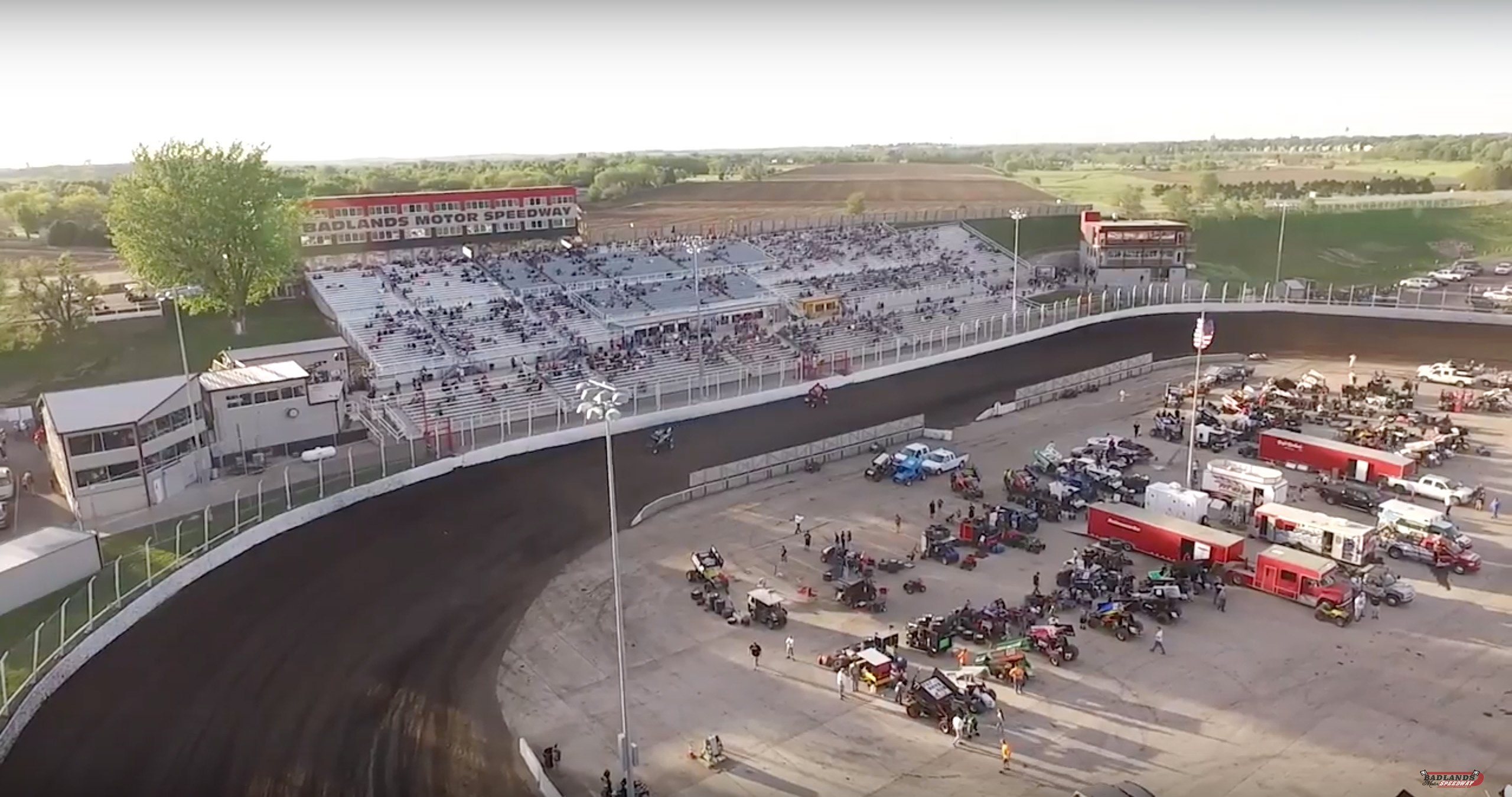 Badlands Motor Speedway for sale